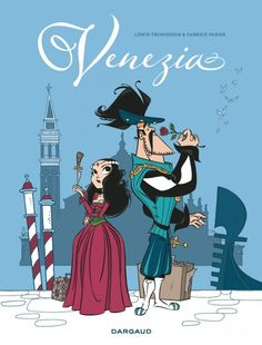 Venezia (Intégrale Tomes 1 & 2) - (Fabrice Parme / Lewis Trondheim) - Polar-Thriller [TRIBULLES, une librairie du réseau Canal BD]
