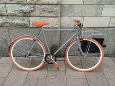 Orangina Bicycle, Vehicles, Bicycle Kick, Bicycles, Car, Bmx, Bike, Vehicle, Tools