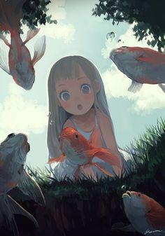 Pixiv Id 3634390 Mobile Wallpaper - Zerochan Anime Image Board Anime Art Girl, Manga Art, Anime Girls, Manga Drawing, Pretty Art, Cute Art, Illustration Inspiration, Japon Illustration, Estilo Anime