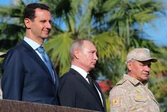 FOX NEWS: The Latest: Putin says Jerusalem move may end peace process