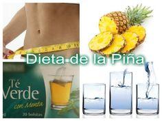 Dieta de la Piña consejos