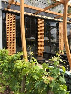 CEPAGES – Elodie Tornare Intérieurs - Bar à vin et restaurant à Villages Nature - Décoration intérieur / Interior design