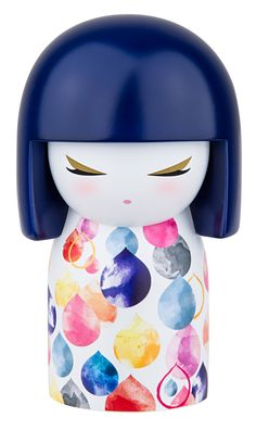 """Kimmidoll™ Mihoko - 'Imaginative' - """"My spirit guides and inspires. By giving your mind the freedom to explore without limits, you discover the infinite power of my spirit. May your imagination always inspire you with new ways of seeing, doing and being."""""""