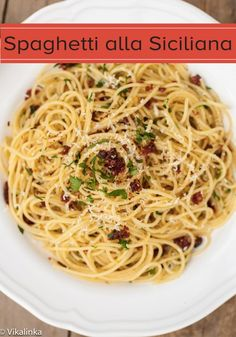 Traditional spaghetti is always the best. Follow this easy dinner recipe to a great family meal.