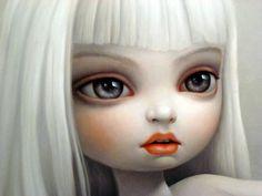 Illustration by Mark Ryden Mark Ryden, Arte Lowbrow, Illustrations, Illustration Art, No Ordinary Girl, Art Kawaii, Arte Cyberpunk, Surreal Art, Eve Online