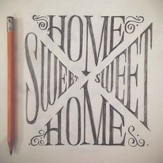 Home Sweet Home by Scott Biersack, via From up North