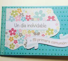 No sabes qué regalar para una Primera Comunión? Mira mi versión de sobre con dinero http://www.bealage.com/primera-comunion/ #scrapbooking #primeracomunion