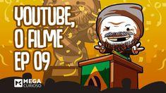 """""""BLUEZÃO PRESIDENTE 2018?"""" - Youtube o filme - parte 9"""