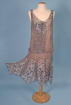 vintage clothing 1920s