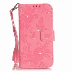 For Coque iPhone 7 Case Leather Wallet Phone Cases Apple iPhone 7 7 Plus Case Luxury Diamond Bling Flip Cover With Card Holder