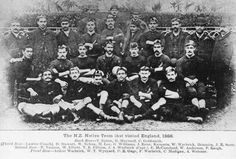 In January 1889 the New Zealand Natives were held to 3-3 draw by Stockport, in what was the longest rugby tour in history.  The team played 107 matches, winning 78, losing 23, and drawing six.