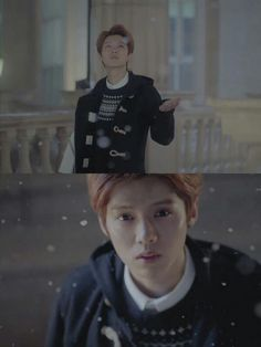 EXO LUHAN - MIRACLES IN DECEMBER MV: OMG this made me cry... A lot