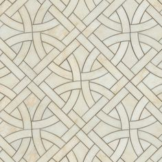 Gran Via, a natural stone waterjet mosaic shown in Cloud Nine polished, is part of the Miraflores Collection by Paul Schatz.  No matter how hard you try, there is no escaping the abundance of Moroccan inspired designs this year; textiles, jewelry, shoes, even tile!