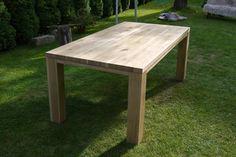 Dubový masivní stůl Caroni