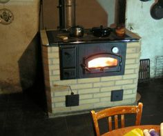 Kachelofen And Cookstove In Easton Maryland Usa See A