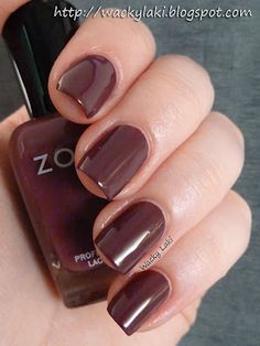 [OWN IT] Zoya Toni (Designer Collection NYFW Fall 2012) / WackyLaki