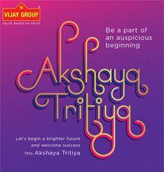 May this Akshaya Tritiya, light up for you - The hopes of happy times and dreams for a year full of smiles! #HappyAkshayaTritiya