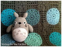 Ravelry: AnnabelsArmoire's Totoro