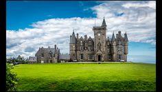 Isle of Mull - Glengorm Castle