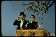 around the world in 80 days 1956 movie david niven and Cantinflas