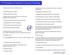 15 Examples of Student-Centered Teaching