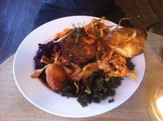 Sunday Roast at The Green Man in Bristol - Review by 365 Bristol