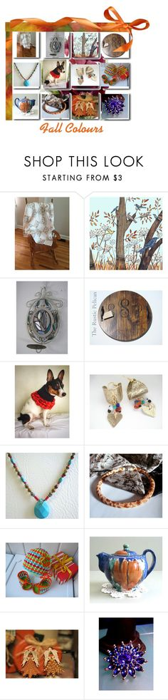 Fall Cclours by cozeequilts on Polyvore featuring Bebe and rustic