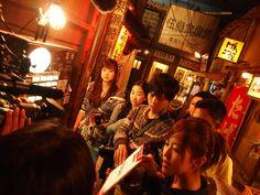 "Students"" In Shin-Yokohama Raumen Museum.  #ramen #japan #asean #SoutheastAsia #jnto #jed"