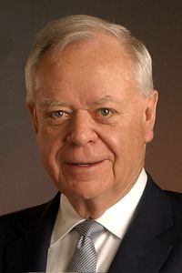 Frederick Leo Turner (January 6, 1933 - January 7, 2013) was an American restaurant industry executive, chair and CEO of McDonald's. He began his career at McDonald's in 1956 and in 1977 he replaced Ray Kroc as Chairman, then was named Senior Chairman upon Kroc's death. Since his retirement in 2004, he has served as Honorary Chairman. Under Turner, McDonald's expanded its operations to 118 countries, with over 31,000 outlets.  Click Pic to read 'Behind The Arches', history of McD's!
