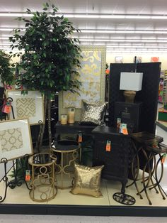 Hobby Lobby Furniture   Gold And Black