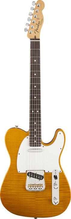 Fender Telecaster® 2013 Custom Deluxe Rosewood