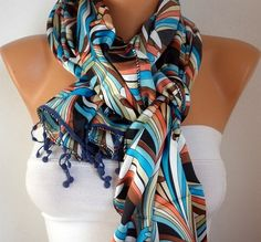 Women Scarf by F a t w o m a n $19.00