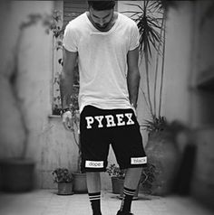 MY STYLE IS PYREX #new #collection #pyrex #pyrexoriginal #springsummer16 #shorts #streetstyle #nothingbetter #wearingpyrex #dope #black #pyrexstyle