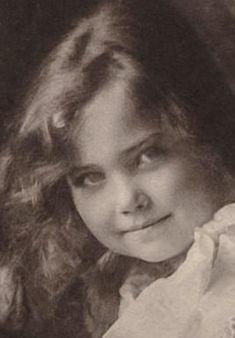 Maria Nikolaevna in 1904