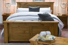 Midland Double Bed Frame (4ft6)