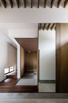 Residence in Sotohisumi / Nakasai Architects  ~ Great pin! For Oahu architectural design visit http://ownerbuiltdesign.com