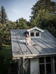 bouge pas poupée | la robe de mariée par Carole BIRLING