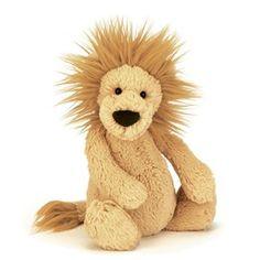 Köp Jellycat - Bashful Lion Medium - Gosedjur direkt på nätet hos Litenleker.se. Designade leksaker levereras direkt hem till dörren. Välkommen!