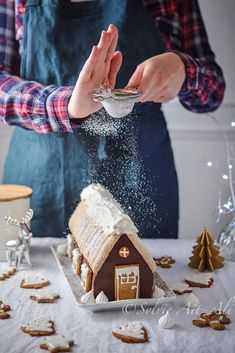 buche-chalet-foret-noire-amuses-bouche/ - The world's most private search engine Holiday Cakes, Christmas Desserts, Christmas Cookies, Winter Torte, Food Log, Zucchini Cake, Christmas Mood, Savoury Cake, Cake Cookies