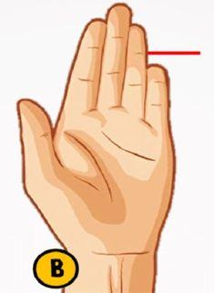 Sapevi che la lunghezza del tuo mignolo può dire molto sulla tua personalità e sul tipo di persona che sei veramente? Psicologia, Pearl