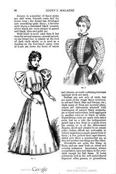 January 1897 Godeys