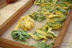 """Learning the art of cooking pasta in Italy"" by @thebohochica"