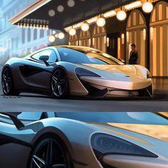 #McLaren570GT background inspired by a photo shoot of a 570S in Montreal #570GT #570s #mclaren #sketch #digitalart #digitalpainting #blacklist #cardesign #composite #porsche #ferrari #batman #brucewayne #smile