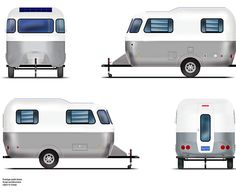 The new American Boler Zypher/ 4 views. ....I desperately want to see their floor plan!