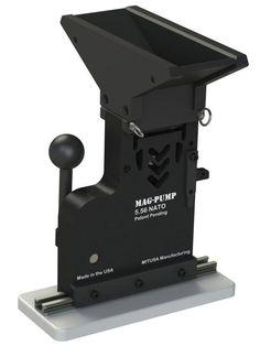 MagPump AR15/M4 Magazine Loader - $389.95