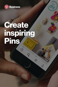 Everything you need to know to create your first few Pins on Pinterest.