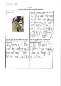 Elementary Assessment examples