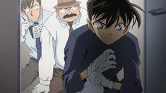 Conan, Kudo Shinichi, Magic Kaito, Memes, Anime, Cartoons, Fanart, Cartoon, Meme