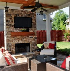 Large backyard landscaping ideas are quite many. However, for you to achieve the best landscaping for a large backyard you need to have a good design. Backyard Patio, Backyard Landscaping, Pergola Patio, Pergola Cover, Wooden Pergola, Landscaping Ideas, Iron Pergola, Sloped Backyard, Large Backyard
