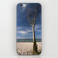 Phone Skins / iPhone 6 Originalaufnahme (originalaufnahme) storm-tossed tree at the sea by Originalaufnahme $15.00
